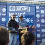 TAG HEUER EN EL CHALLENGE DE NAZARÉ DEL BIG WAVE TOUR