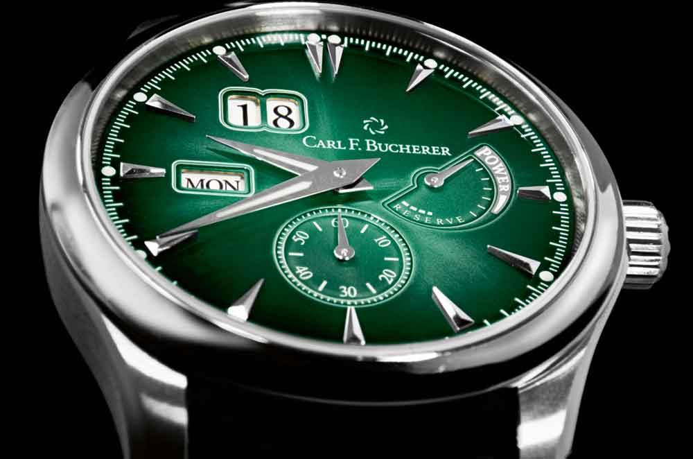 Reloj Carl F. Bucherer Manero Power Reserve