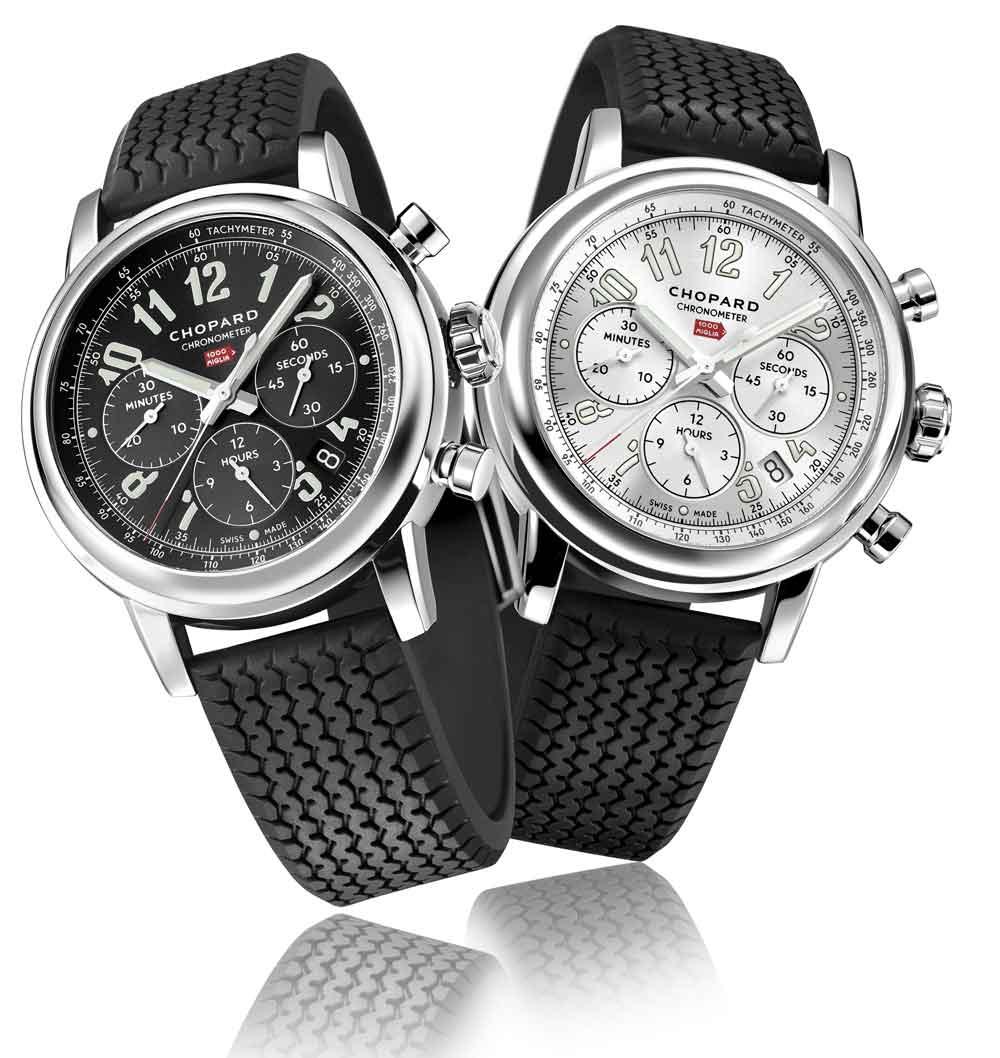 Reloj Chopard Mille Miglia Chronograph versión masculina