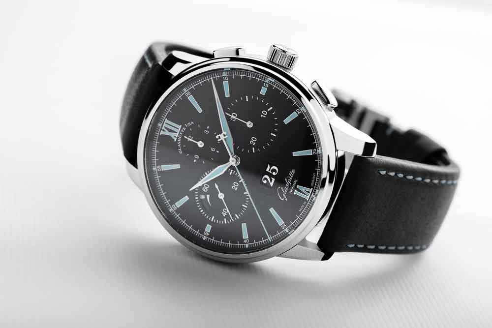 Reloj GLASHÜTTE ORIGINAL SENATOR CHRONOGRAPH PANORAMA DATE
