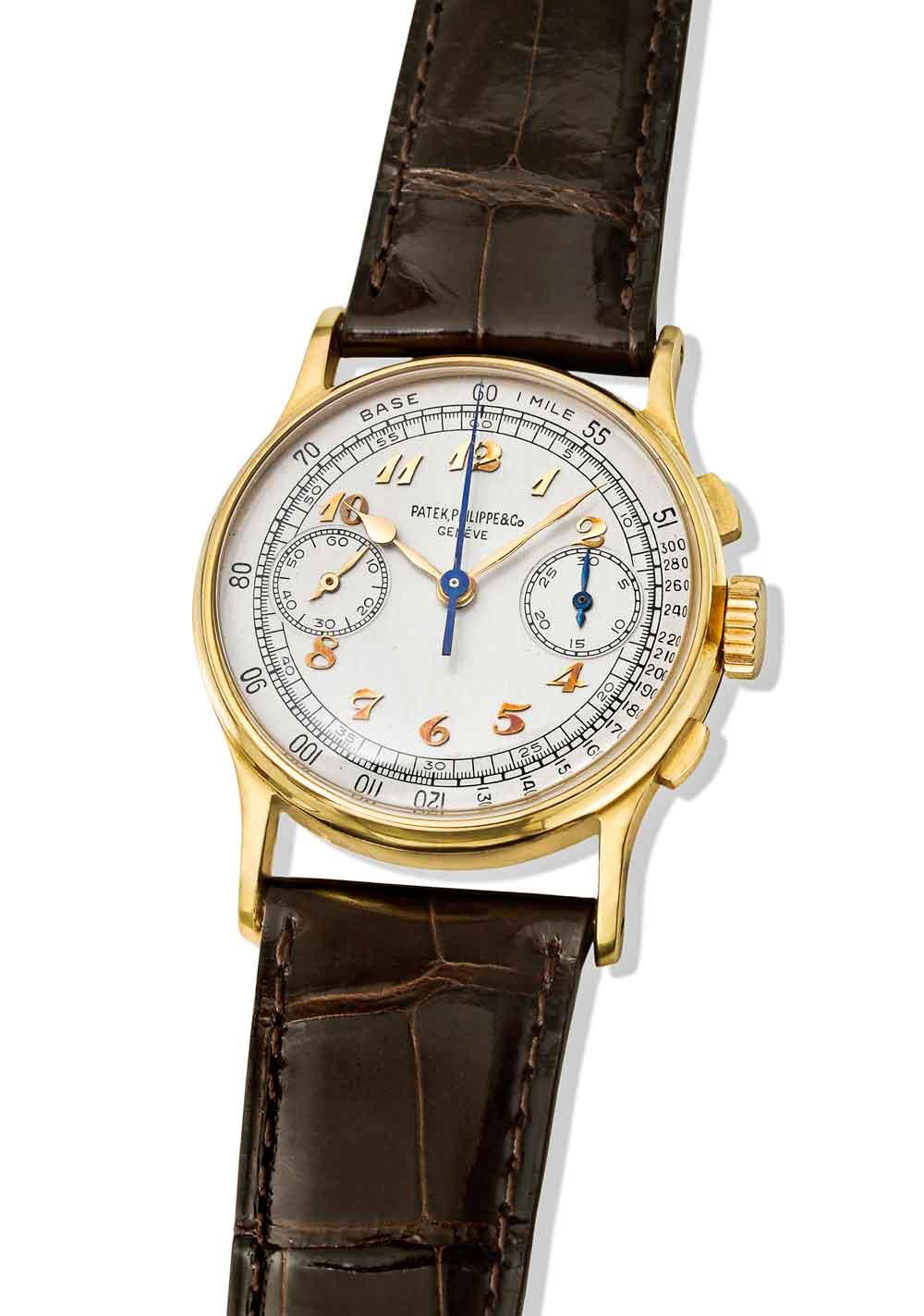Reloj Patek Philippe Joe DiMaggio