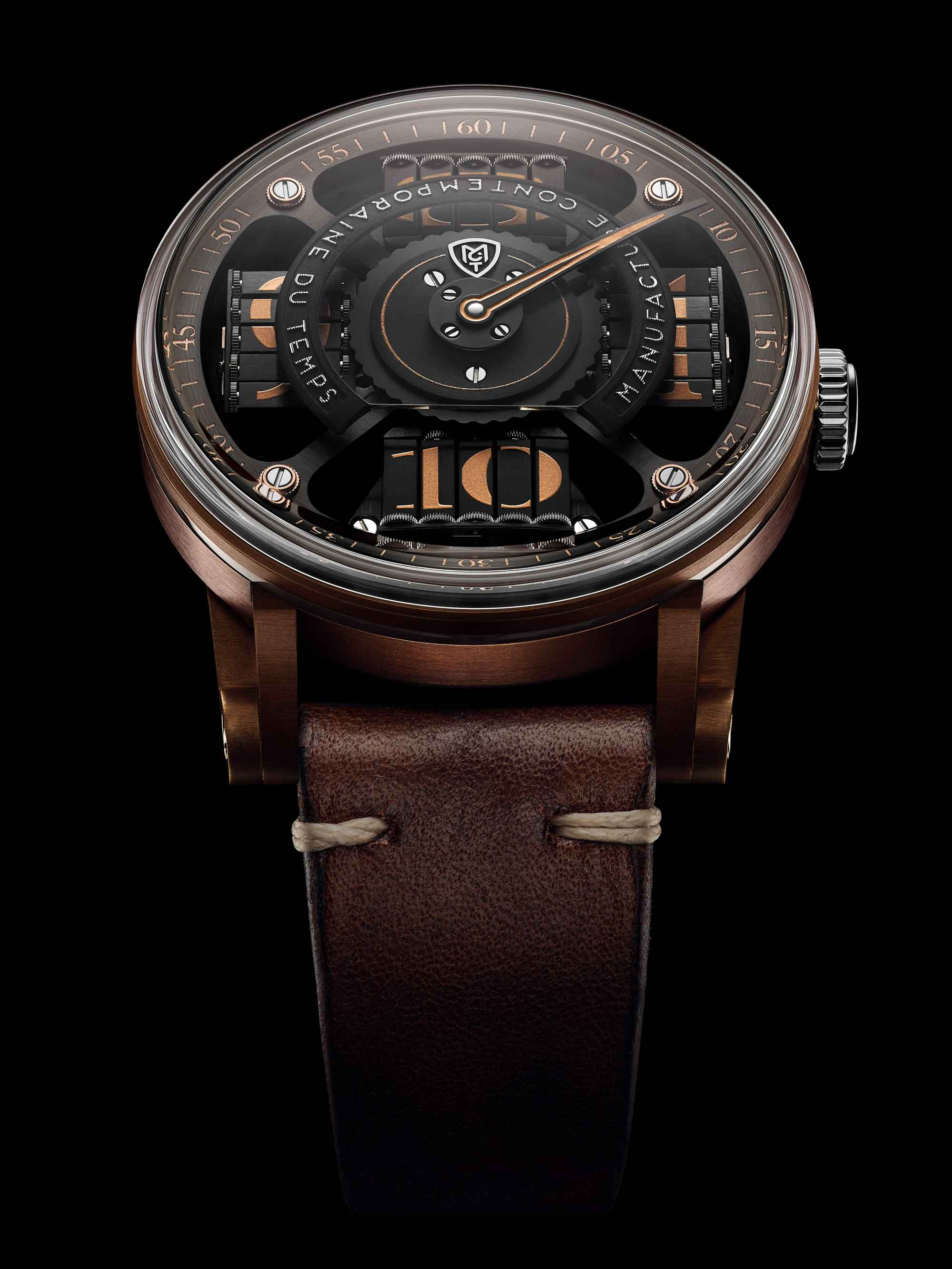 MCT WATCHES SEQUENTIAL TWO S220 BRONZE