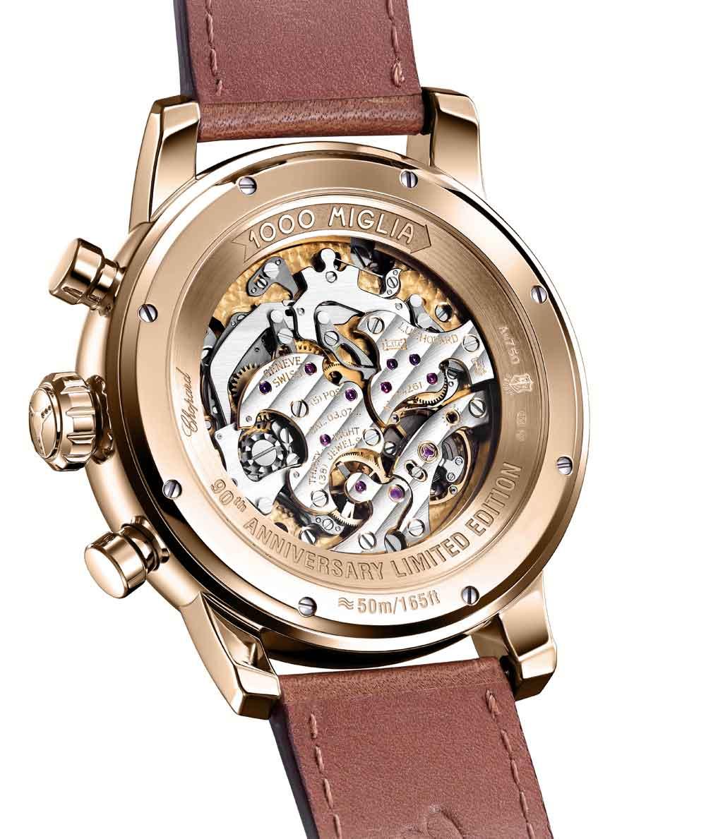 Reloj Chopard Mille Miglia Classic XL 90 aniversario Edición Limitada