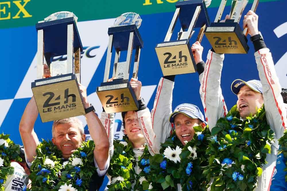 Ganadores de las 24 horas de Le Mans