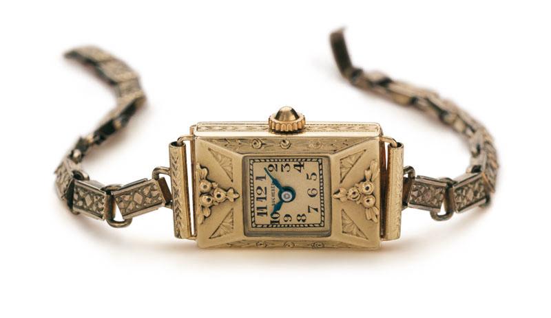 Reloj femenino de 1920