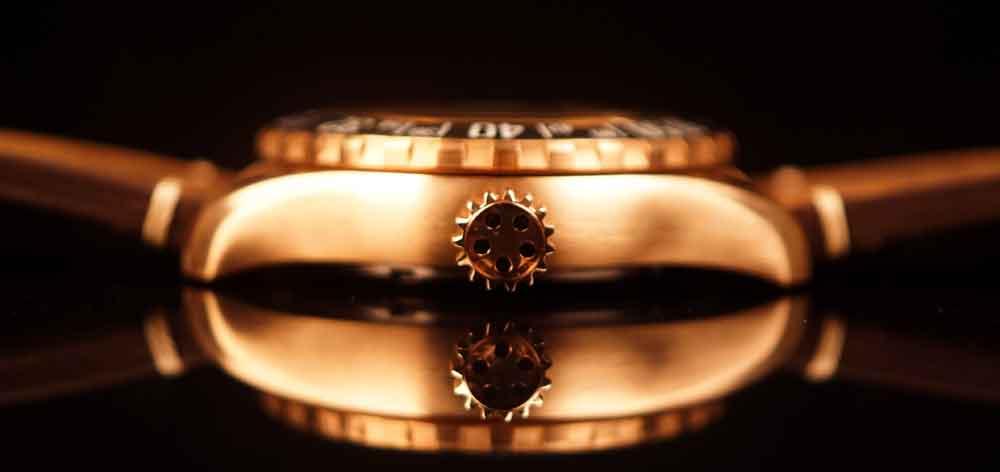 Reloj Kontiki Bronze Manufactura de Eterna