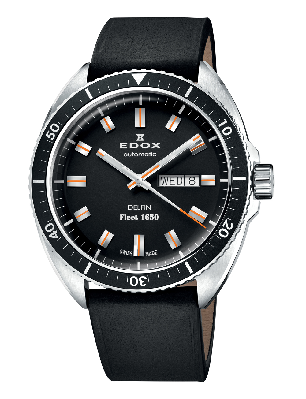 reloj Edox Delfin Fleet 1650 Limited Edition