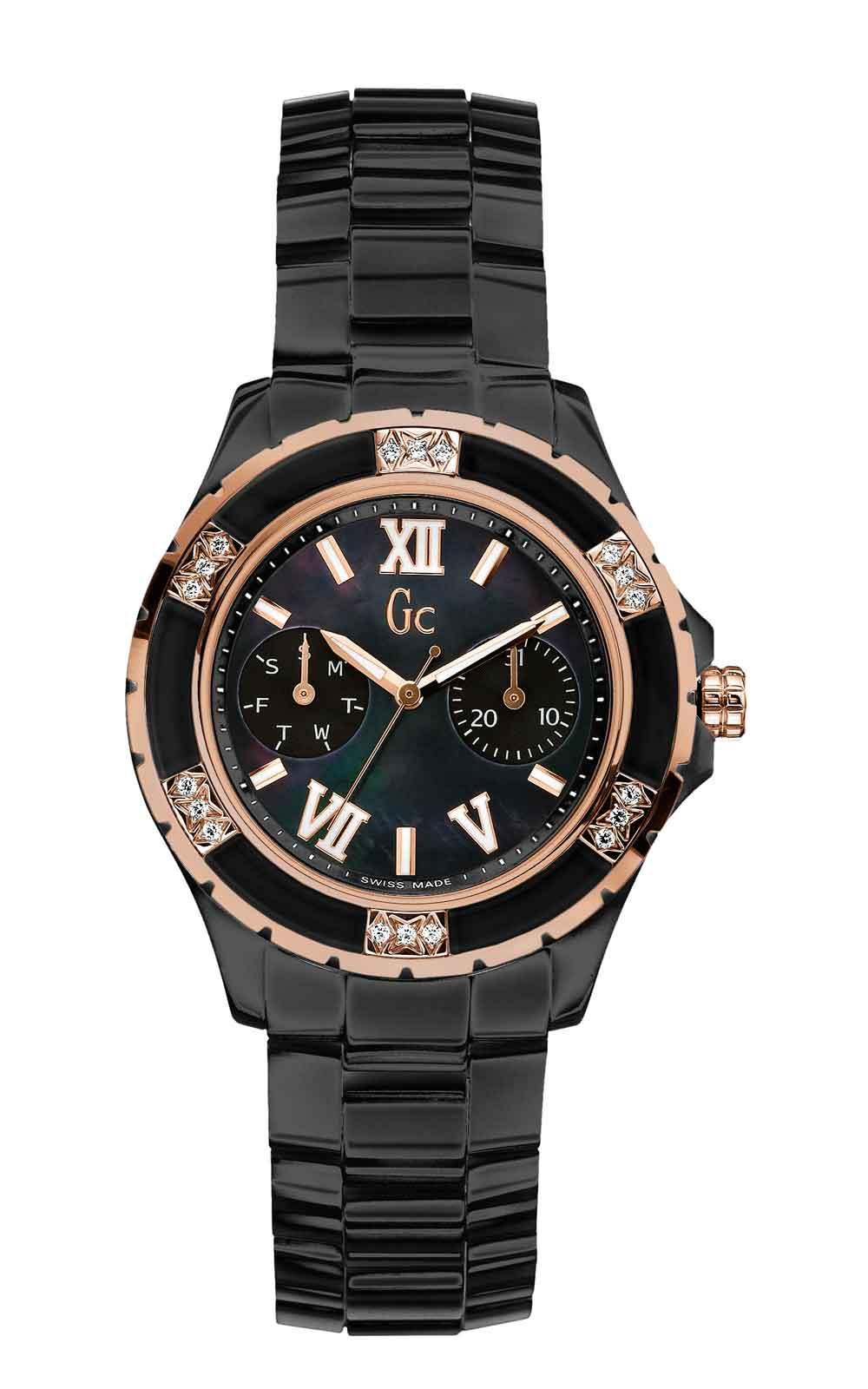 eloj GC Smart Luxury Swiss Movement colección Diamonds