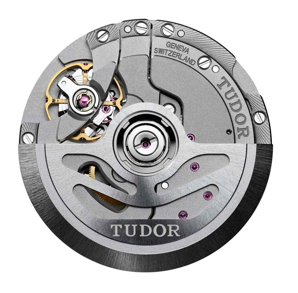 calibre MT5612 reloj TUDOR HERITAGE BLACK BAY S&G