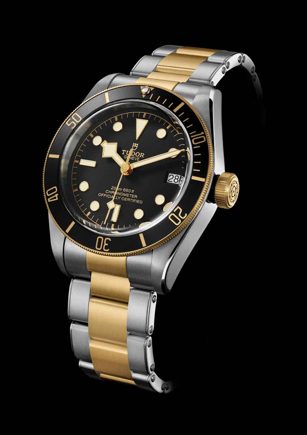 Reloj TUDOR HERITAGE BLACK BAY S&G