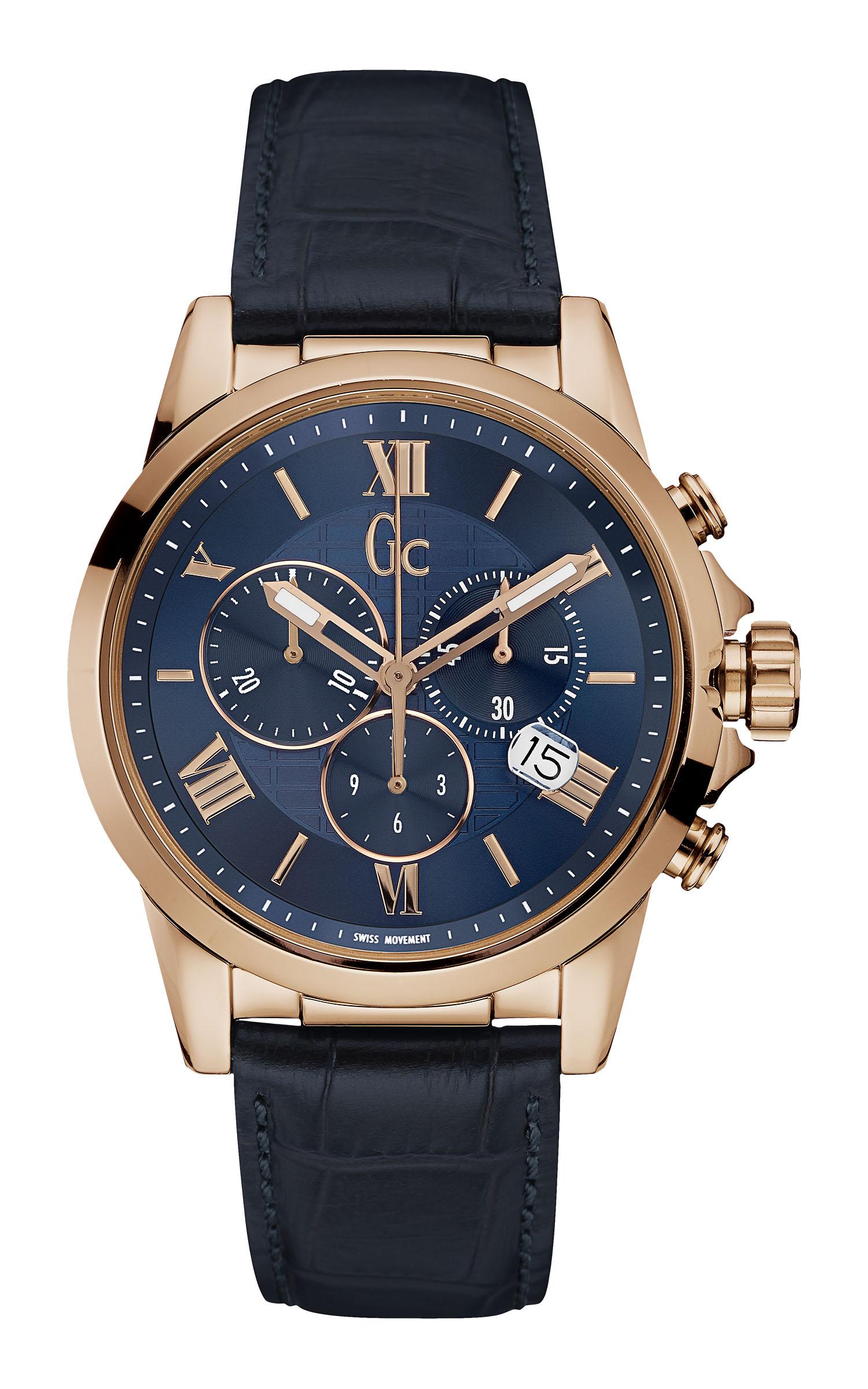 Reloj GC Smart Luxury Swiss Movement
