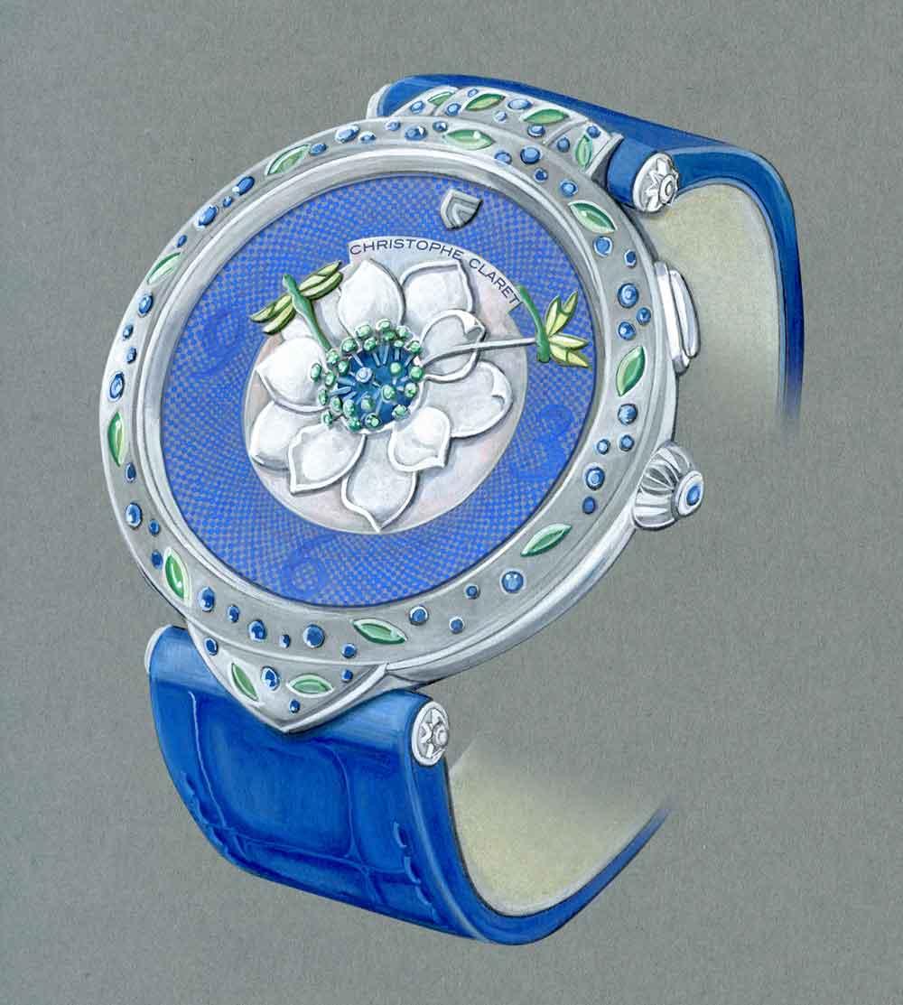 Reloj Christophe Claret Only Watch