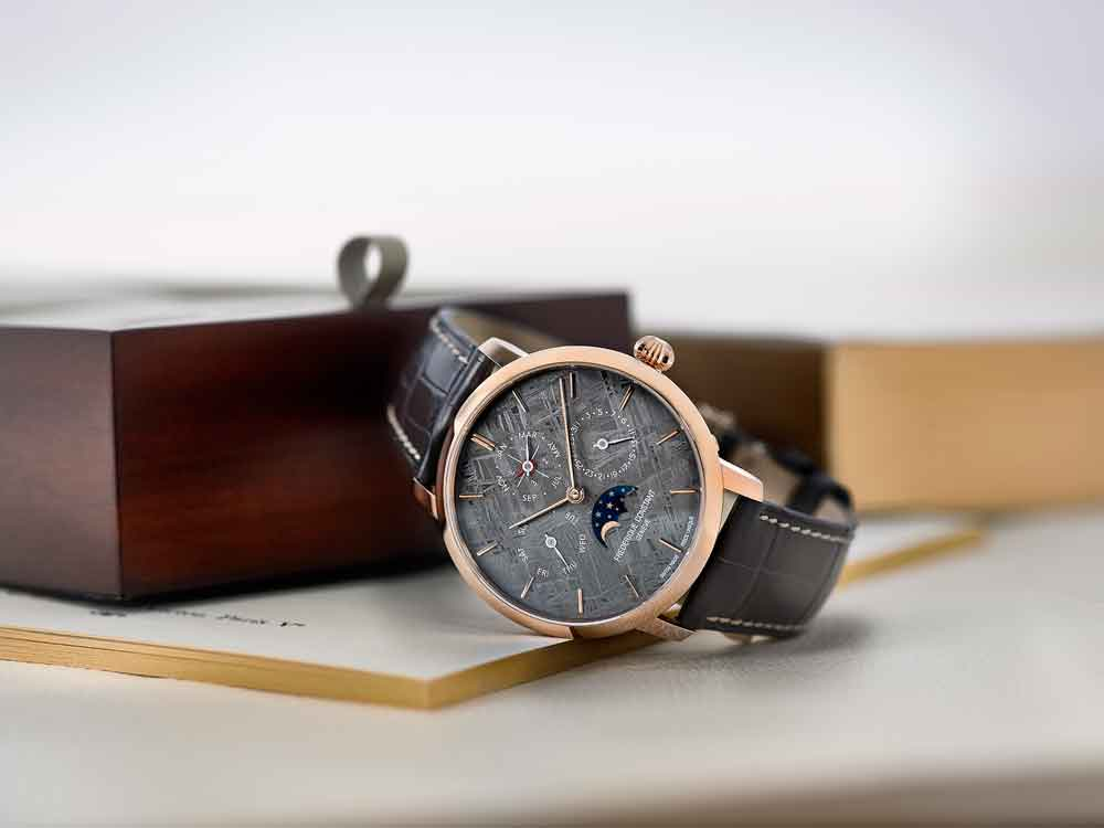 Reloj Frederique Constant Calendario Perpetuo Manufactura Only Watch