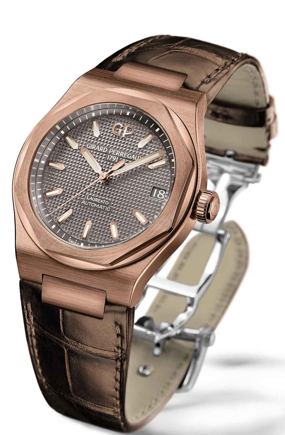Girard-Perregaux Laureato Bronce Only Watch