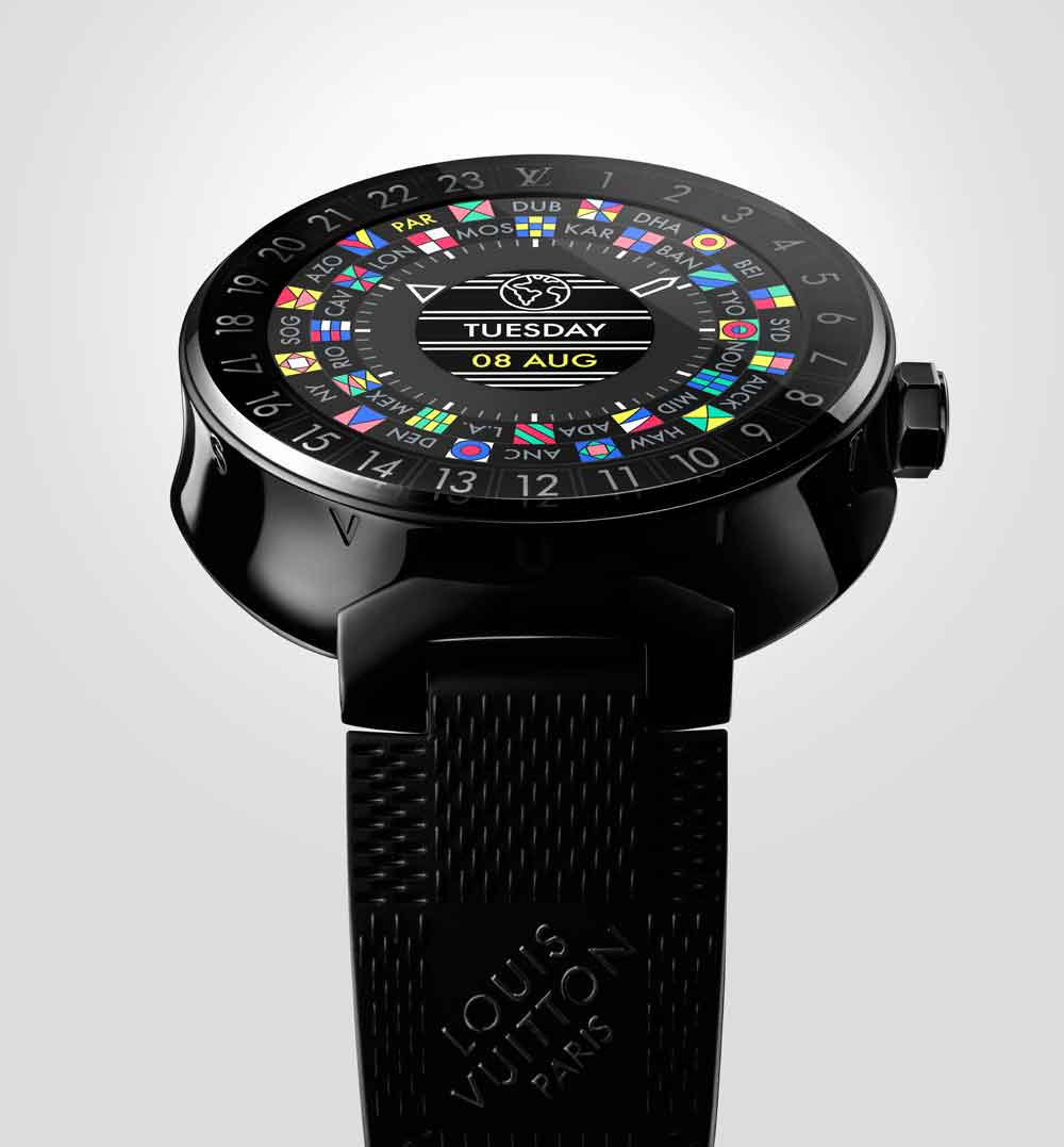 1a8817984993 Smartwatch Louis Vuitton Tambour Horizon