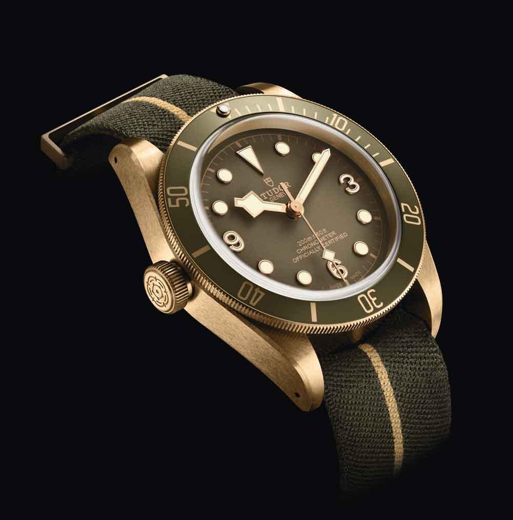 Reloj Black Bay Bronze One Only Watch