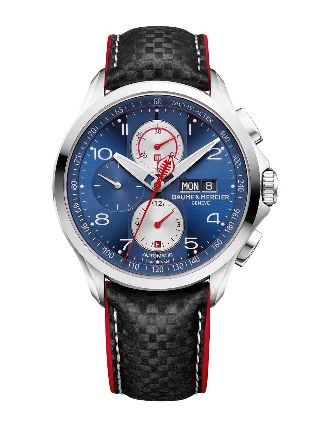 Reloj Baume & Mercier Clifton Cobra Shelby edición limitada 1964 relojes