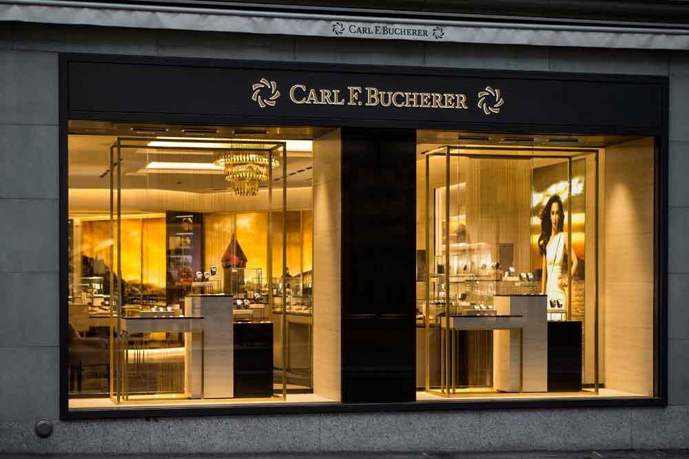 Boutique Carl f. Bucherer Lucerna