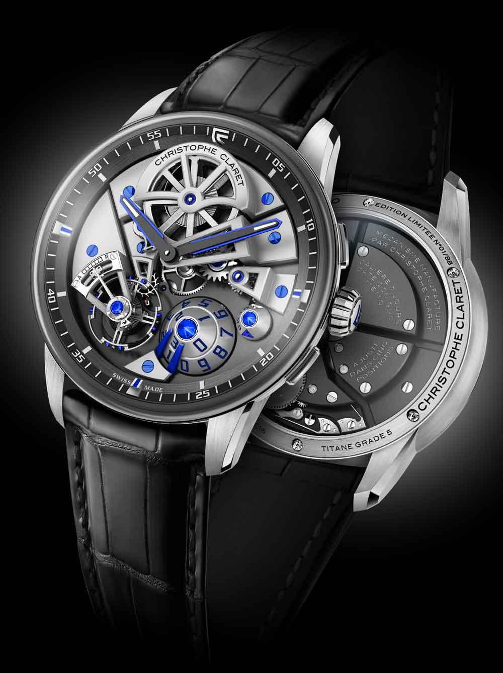 Reloj Christophe Claret Maestro