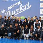 Equipo Ebehard & Co en el Equipo Ebehard & Co en la 27 edición del Premio Nuvolari con el CEO Mario PesericoPremio Nuvolari