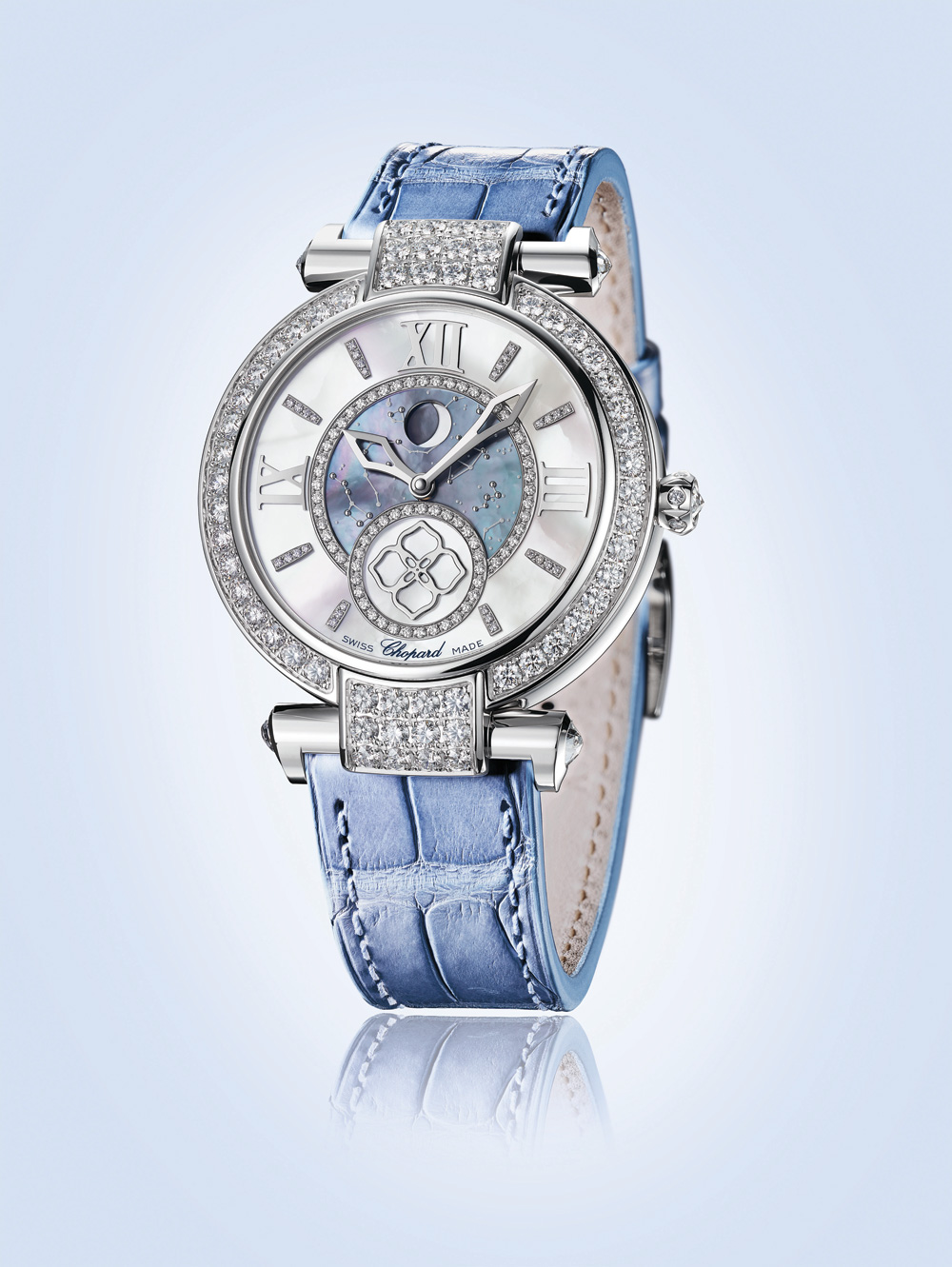 Reloj femenino Imperiale Moonphase de Chopard