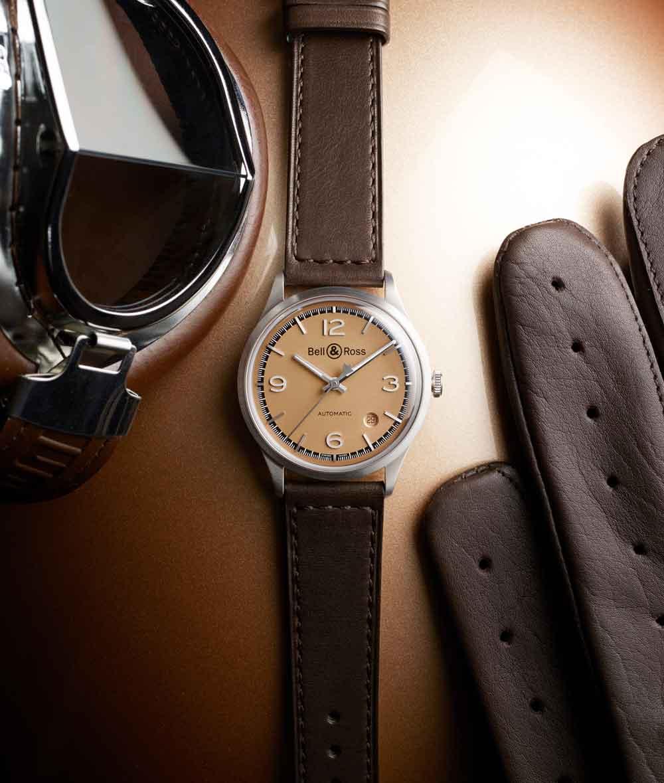 Reloj BR V1-92 BELLYTANKER