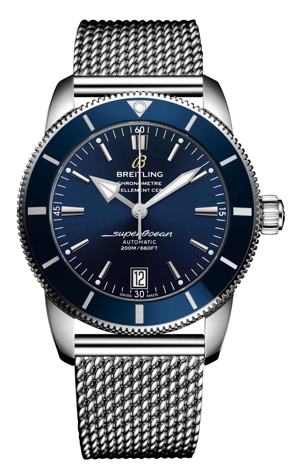 Reloj Breitling Superocean Heritage II 42 mm