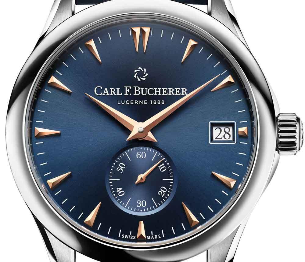 reloj CARL F. BUCHERER MANERO PERIPHERAL BOUTIQUE EDITION