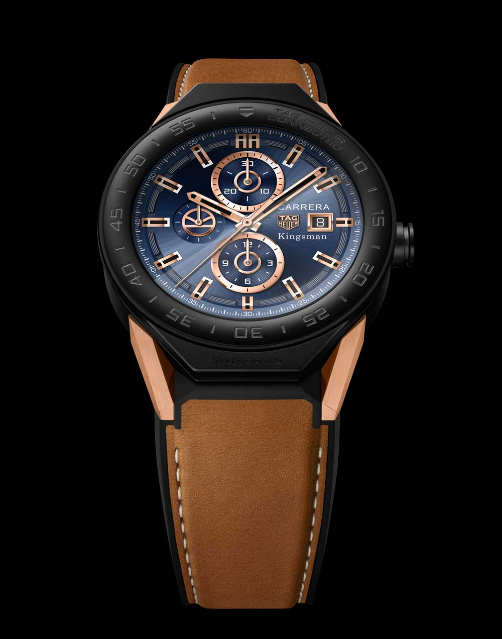 Reloj TAG HEUER CONNECTED MODULAR KINGSMAN