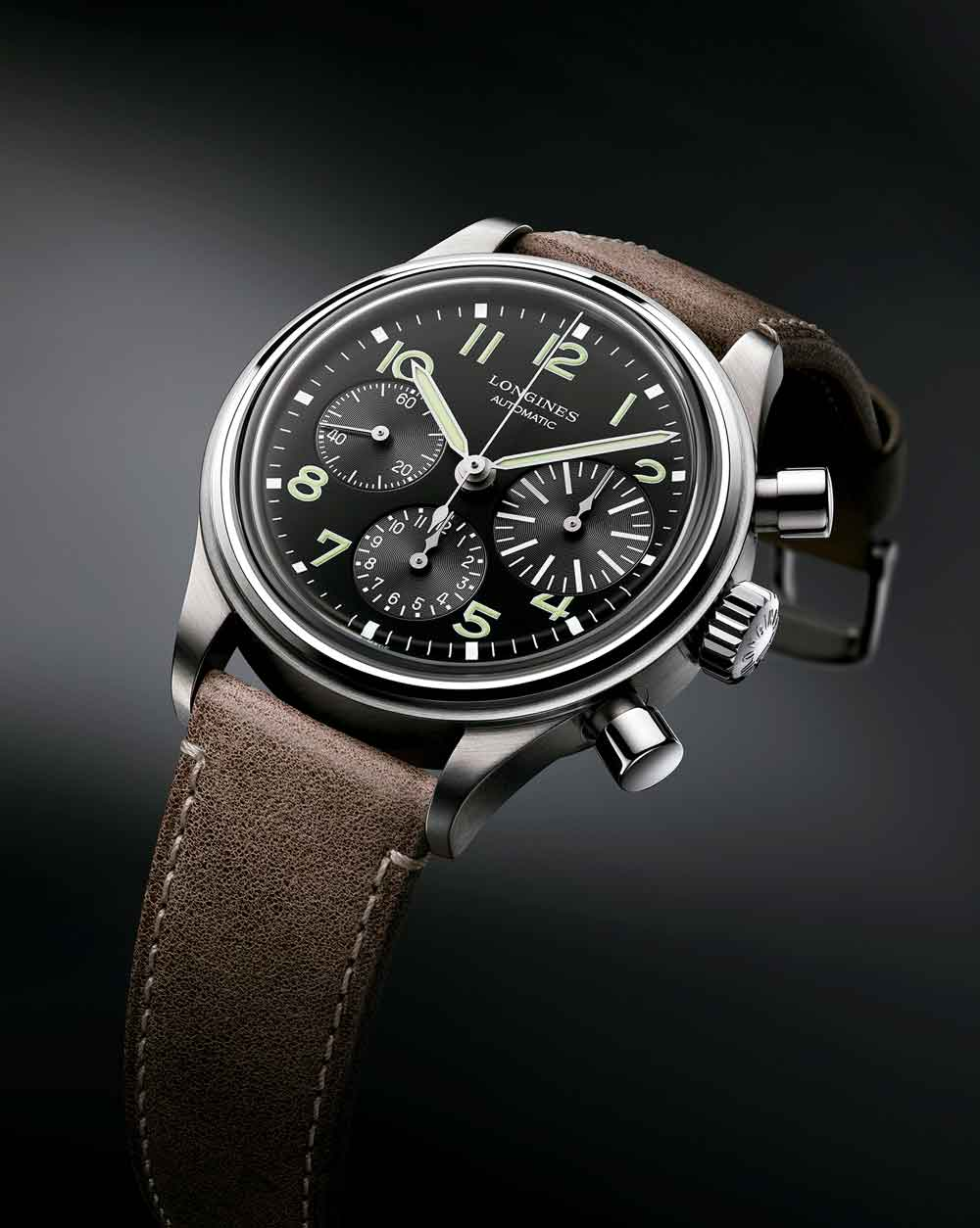 reloj THE LONGINES AVIGATION BIGEYE