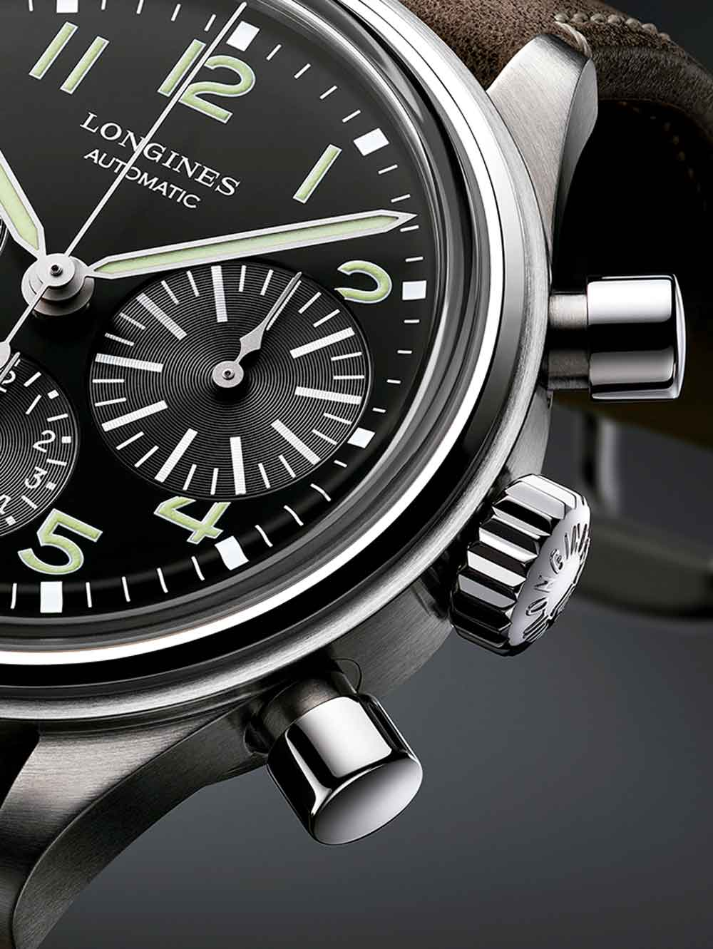crónografo The Longines Avigation BigEye