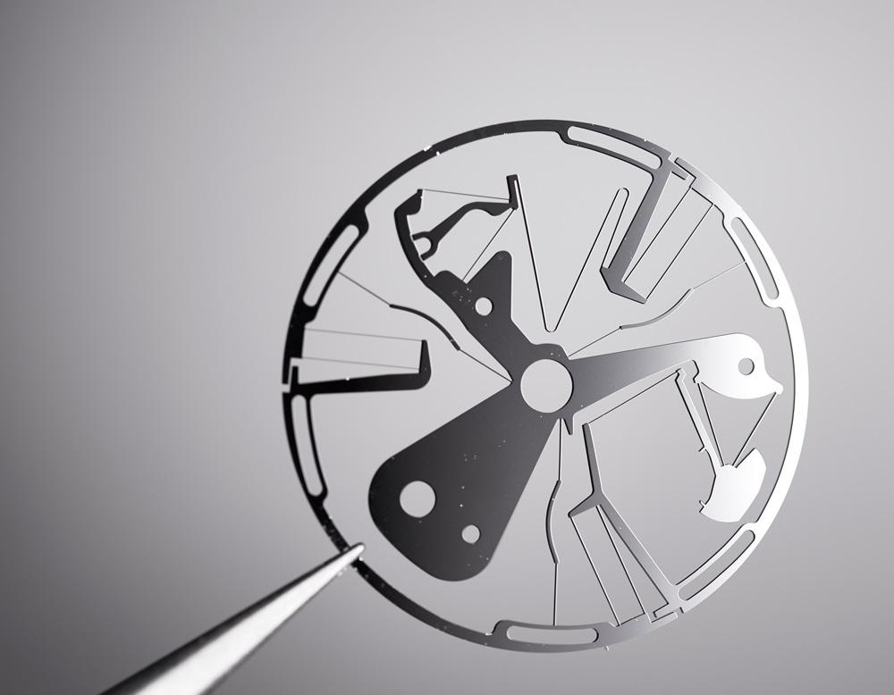 Nuevo oscilador Zenith, la revolución órgano regulador reloj