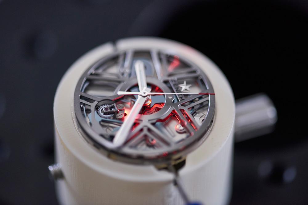 Nuevo oscilador Zenith en el reloj Defy Lab
