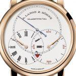 Esfera reloj Richard Lange Jumping Seconds de A. Lange & Söhne