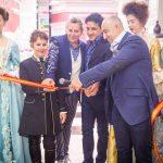 inauguración boutique Louis Moinet Moscú