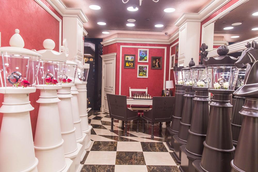 boutique Louis Moinet