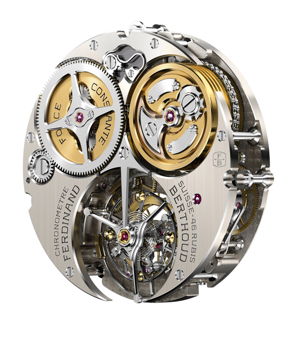 Calibre FB-T.FC Reloj CHRONOMÈTRE FERDINAND BERTHOUD FB 1.3