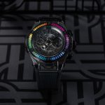 RELOJ HUBLOT BIG BANG UNICO SAPPHIRE ALL BLACK RAINBOW