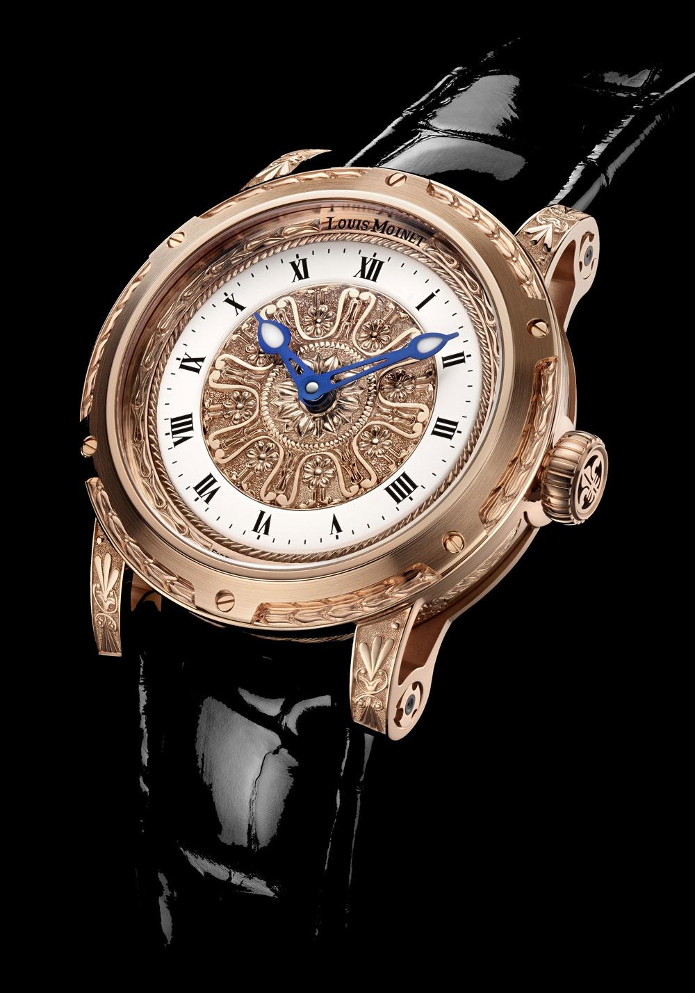 Reloj Russian Saga de Louis Moinet