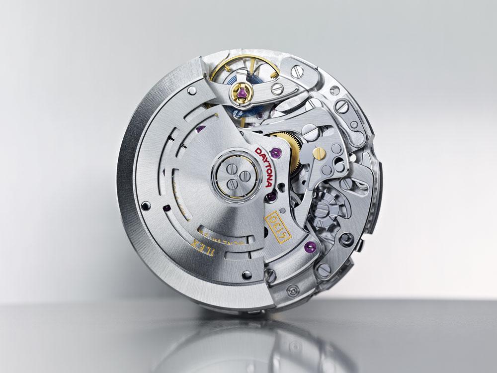 Calibre Perpetual 4130 Rolex