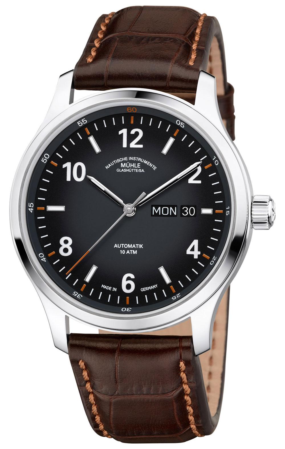 Reloj Mühle Glasshütte Tag Datum