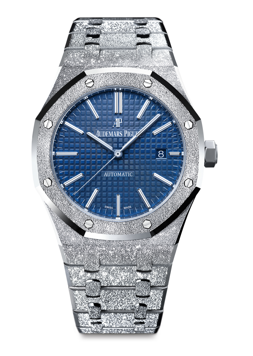 Reloj AUDEMARS PIGUET ROYAL OAK FROSTED GOLD EDICIÓN LIMITADA (41MM)