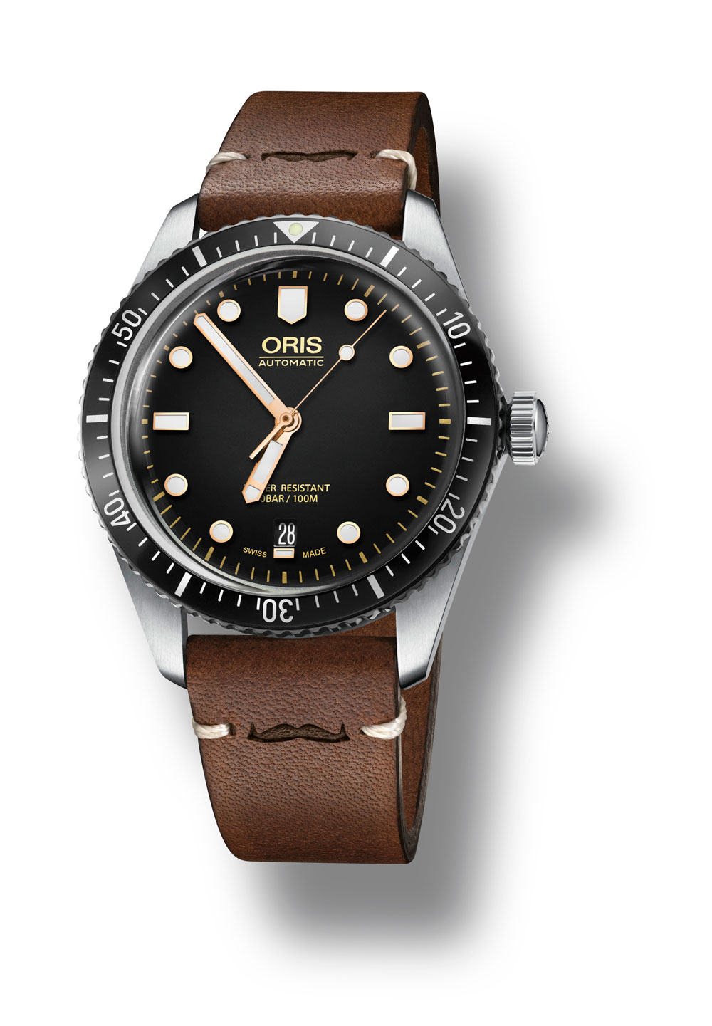 reloj Oris Diver Sixty-Five Movember Edition
