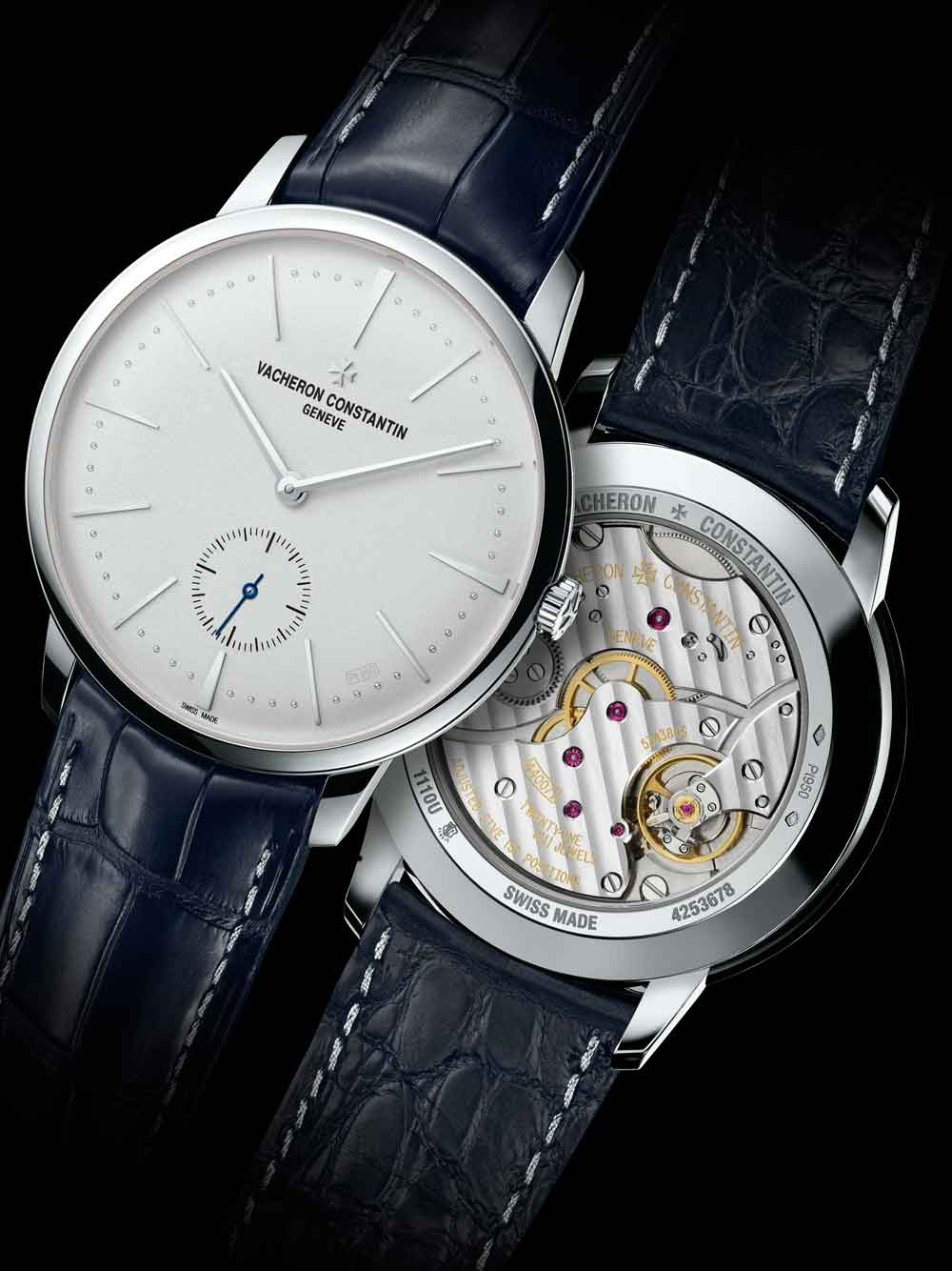 Reloj Patrimony Collection Excellence Platine