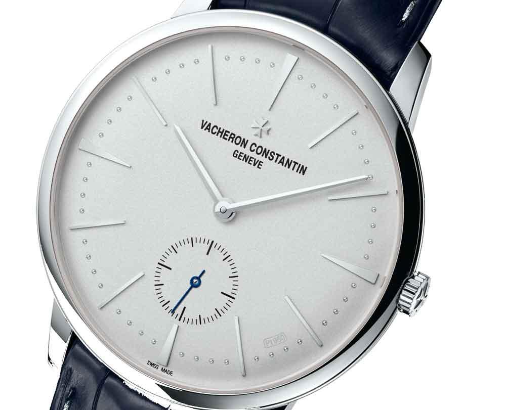 Esfera Reloj Patrimony Collection Excellence Platine