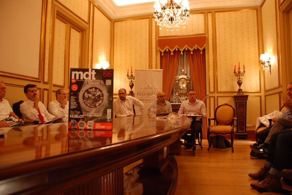 Samblea Nacional de la Asociación Nacional de Relojeros Reparadores (ANPRE)