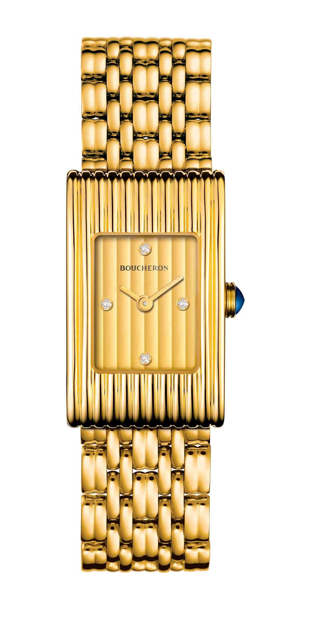 Reloj Reflet Small de Boucheron