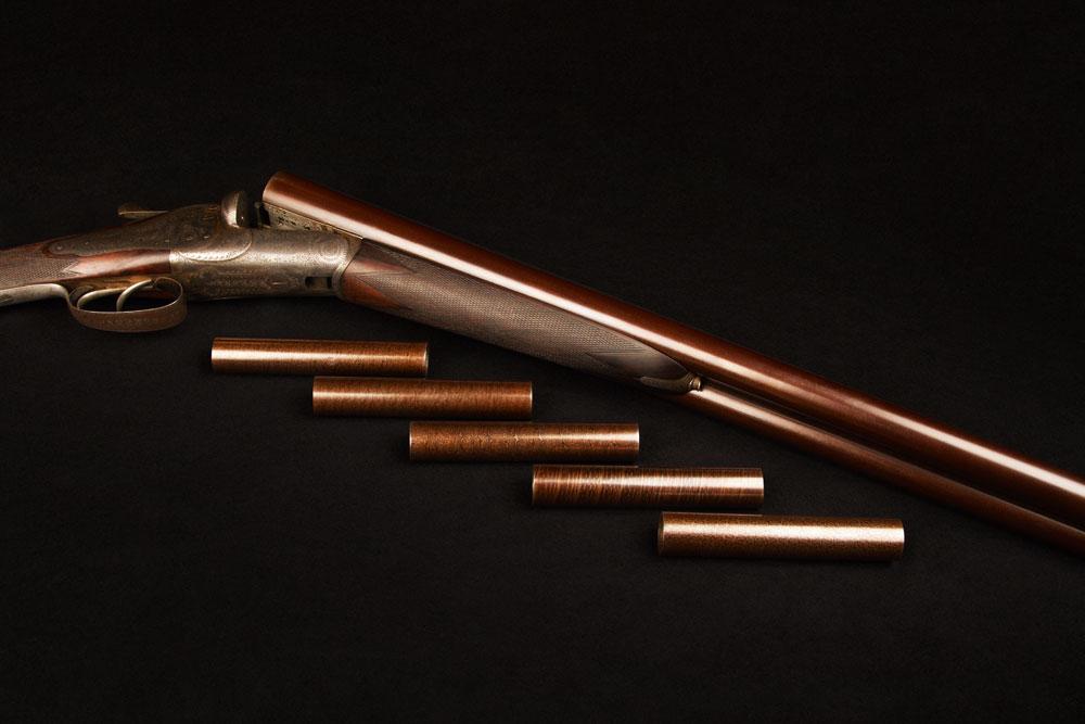 cañón arma Holland & Holland