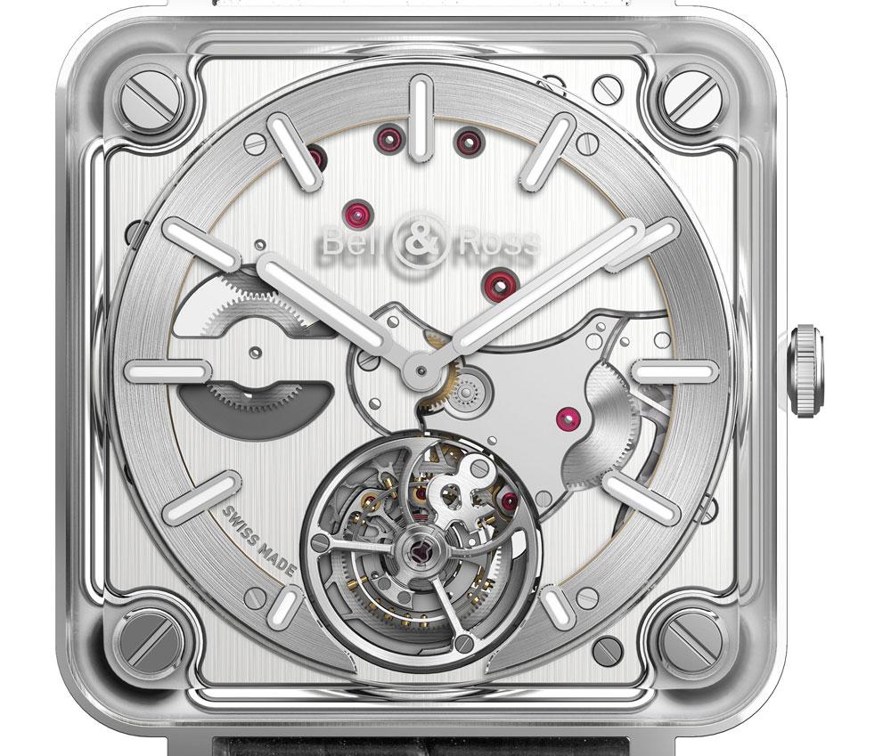 Esfera Reloj BR-X2 Tourbillon Micro-Rotor de Bell & Ross