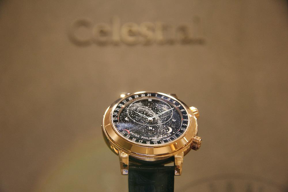 Referencia 6102R, Celestial, de Patek Philippe.